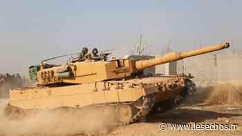 Pourquoi les armées auront encore besoin de chars dans 20 ans - Les Échos