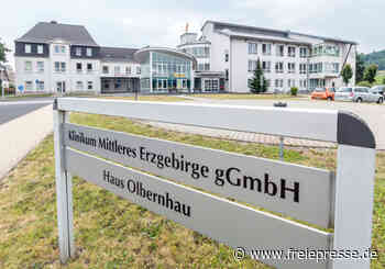 Krankenhäuser Stollberg und Olbernhau werden für Corona-Patienten freigezogen - Freie Presse