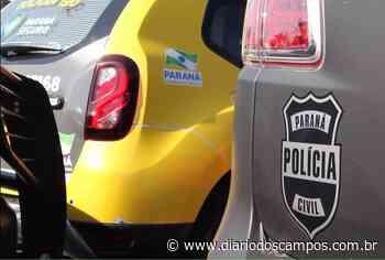 Diário dos Campos | Bandidos roubam caminhoneiros em rodovia de Ortigueira - Diário dos Campos