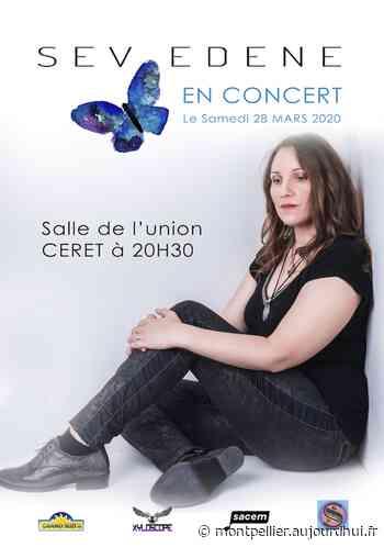 SEV EDENE Concert Evenement captation - SALLE DE L'UNION, Ceret, 66400 - Sortir à Montpellier - Le Parisien Etudiant
