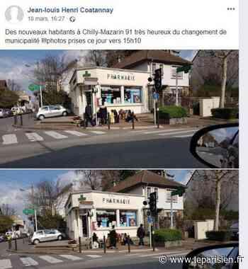 Dérapages «inadmissibles» d'élus de la majorité sortante à Chilly-Mazarin sur Facebook - Le Parisien