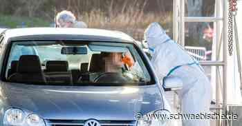 Drive-in-Testzentren auch in Crailsheim und Michelfeld - Schwäbische