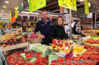 Confinement : à Soisy-sous-Montmorency, les commerçants du marché livrent à domicile - Le Parisien
