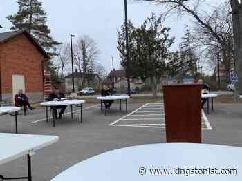 Greater Napanee and L&A County councils hold outdoor meetings due to COVID-19 - Kingstonist