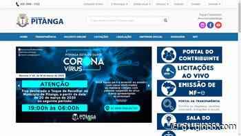 Coronavírus: Prefeitura de Pitanga fecha acessos da cidade e implanta toque de recolher - G1