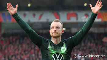 """Arnold, Leistungsträger des VfL Wolfsburg: """"Ich kriege eine Gänsehaut"""" - kicker - kicker"""