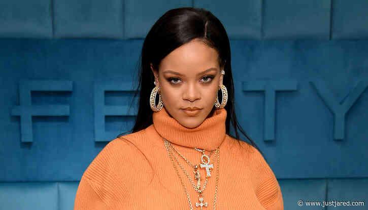 Rihanna's Foundation Gives $5 Million to Fight Coronavirus