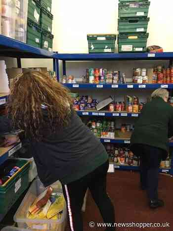 Mayor of Lewisham's foodbank appeal surges to £13K - News Shopper