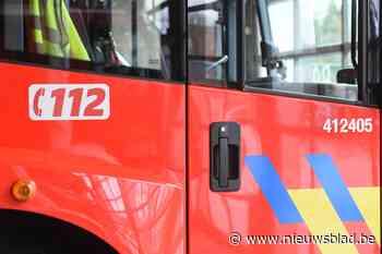 Rusthuisbewoners even geëvacueerd door brandende matras - Het Nieuwsblad