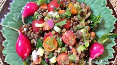 Recipe: Lentils are the star of this salad