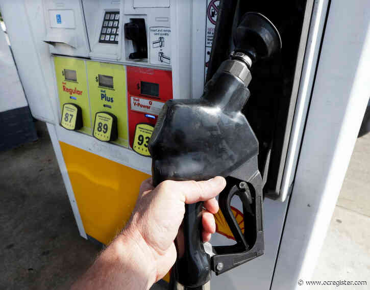Southern California gas prices fall to lowest levels in more than  a year