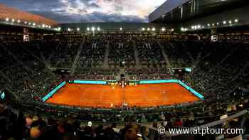 Feliciano Lopez & Manolo Santana Share Messages Following Madrid Cancellation - ATP Tour