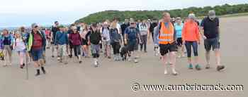 Walk the Bay plea for Rosemere - Cumbria Crack