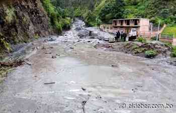 Fueron de camping: Tres jóvenes desaparecen tras una riada en Sorata - EL DEBER