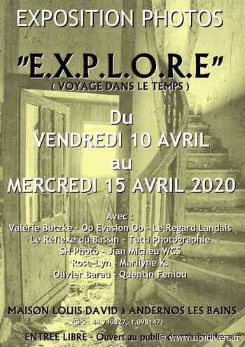 Exposition collectif de prhotographes 9 avril 2020 - Unidivers