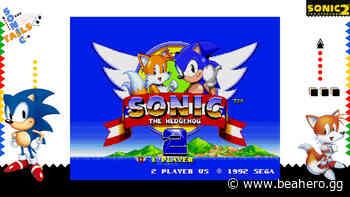 Sonic The Hedgehog 2 y Puyo Puyo 2 llegan a SEGA AGES - HERO News