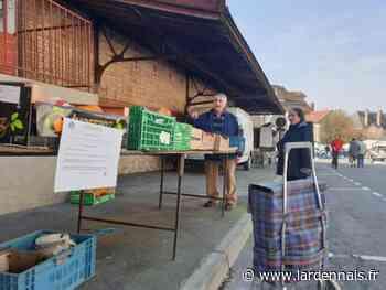 commerce : En pleine crise du coronavirus, le marché de Rethel sonne creux - L'Ardennais