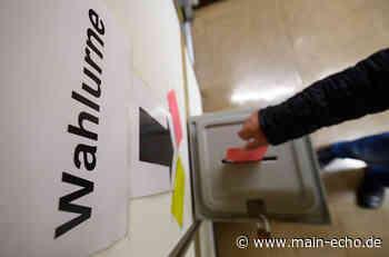 Main-Echo-Forum zur Bürgermeisterwahl in Stockstadt; Mittelschule; am 13. Februar um 19 Uhr - Main-Echo