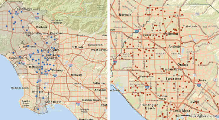 These maps show food centers, other aid opportunities during the coronavirus shutdown