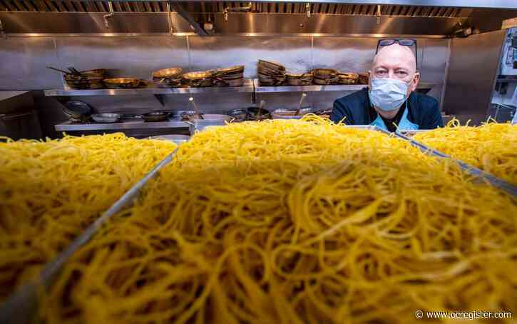 With schools closed by coronavirus, Chef Bruno finds new ways to feed the kids