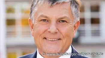 Bürgermeister Bernd Müller im Video-Interview - Augsburger Allgemeine