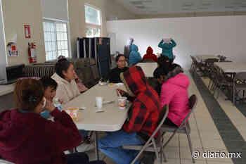 Se desborda río en Casas Grandes; evacuan a 50 - El Diario