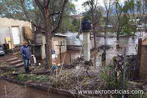 Activa Chihuahua plan DN-III-E por lluvias en Casas Grandes - Akro Noticias