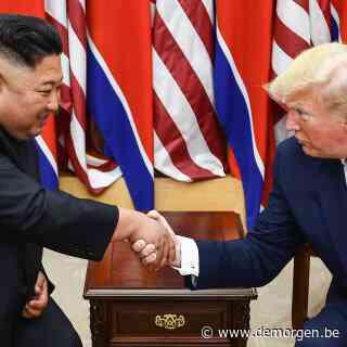 'Trump wil Noord-Korea helpen bij bestrijding coronavirus'