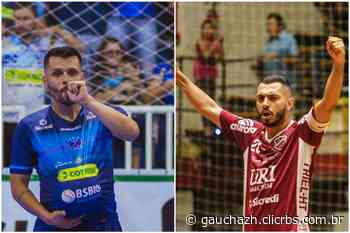 Guarany de Espumoso recebe o Atlântico na sua primeira final de Liga Gaúcha na história - GauchaZH