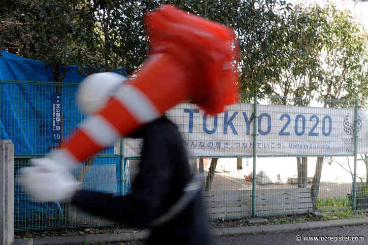 U.S. track joins swimming in urging Tokyo Olympics delay due to coronavirus