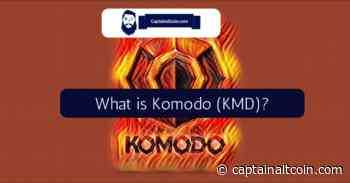 What is Komodo Cryptocurrency (KMD)? Komodo Price Prediction 2020 - 2025 - Captain Altcoin