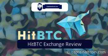 HitBTC Review 2020 - How Safe and Legit is This Exchange? - Captain Altcoin