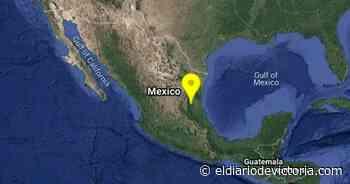Se registra sismo en Mante - El Diario de Ciudad Victoria