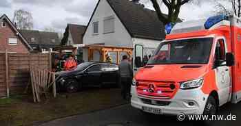 60-Jährige nach versuchtem Totschlag in Friedrichsdorf außer Lebensgefahr - Neue Westfälische