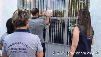 Três bares são interditados em Taquari por descumprimento de decreto - Jornal a Hora