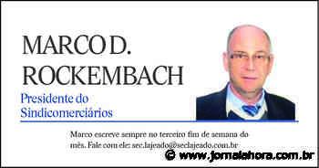 Nota conjunta do Sindicomerciários – Lajeado e Taquari com o Sindilojas sobre ações de prevenção COVID19. - Jornal a Hora