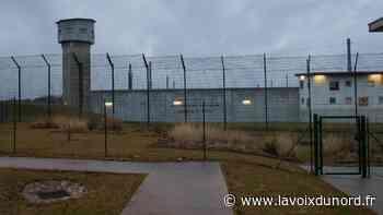 Vendin-le-Vieil : malgré les restrictions, le calme règne – encore – à la prison - La Voix du Nord