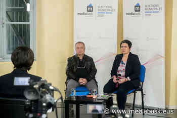 Débat avec les candidats d'Hasparren | Euskal Herria | MEDIABASK - mediabask.eus