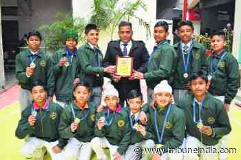 St Xavier's finish 2nd in kho-kho - The Tribune