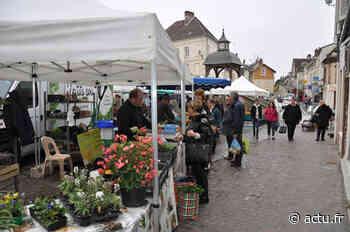 Val-d'Oise. Le marché forain de Magny-en-Vexin annulé jusqu'à nouvel ordre - La Gazette du Val d'Oise - L'Echo Régional