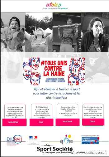 « La diversité est une force » Centre Social « Lo Solan » 19 mai 2020 - Unidivers