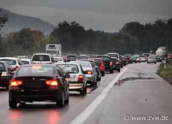 Waiblingen/Schwaikheim - Update: Unfall auf B14 führt zu Stau im Feierabendverkehr - Zeitungsverlag Waiblingen