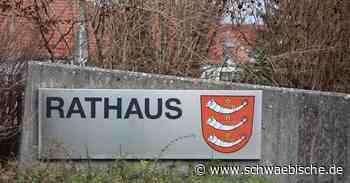 Gemeinde Aitrach schließt Gebäude - Schwäbische