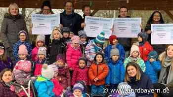 Gleich vier Kindergärten in der Gemeinde Hallerndorf profitieren - Nordbayern.de