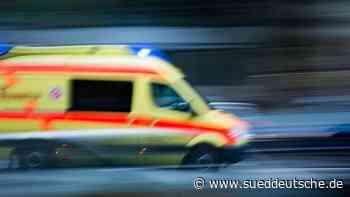 Autofahrer stirbt bei Unfall mit Lastwagen in Oberfranken - Süddeutsche Zeitung