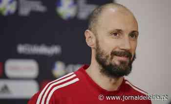 A mensagem positiva de Hugo Gaspar: médico, capitão do voleibol do Benfica e cidadão de Vieira de Leiria - Jornal de Leiria