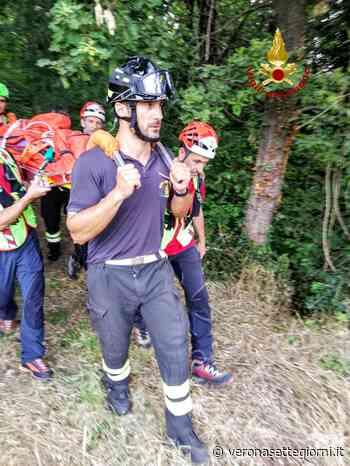 Ritrovato l'uomo scomparso da Cavaion Veronese FOTO - Verona Settegiorni - Verona Settegiorni