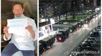 Coronavirus a Bergamo, lo chef Chicco Cerea cucina per l'ospedale da campo: «Aiutateci e donate cibo» - Il Mattino.it - Il Mattino