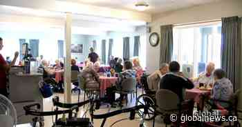 Alberta seniors' care centre COVID-19 restrictions isolate some families