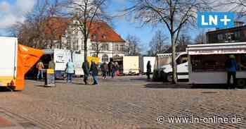 Covid-19 - Corona-Maßnahme: Bad Schwartau entzerrt den Wochenmarkt - Lübecker Nachrichten